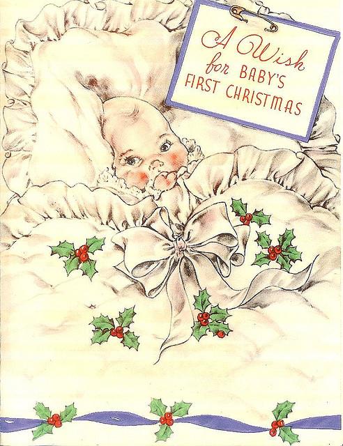 Английские открытки с Новым годом с детьми