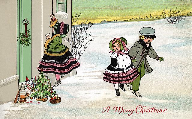 Английский язык поздравления с рождеством христовым