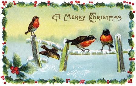 Рождественские открытки на английском - Cristmas cards