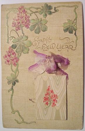 Английские открытки с Новым Годом – Happy New Year cards