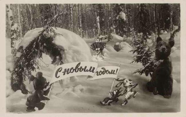 открытки белые: