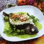 Рецепты новогодних блюд с фото – рыба и морепродукты