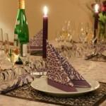 Как украсить новогодний стол со вкусом