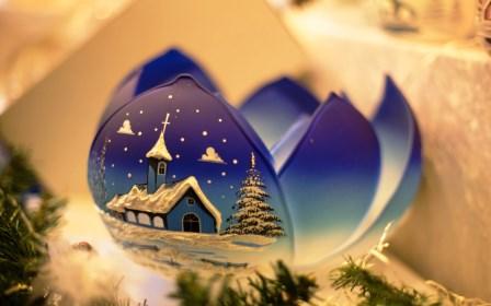 скачать бесплатные новогодние обои
