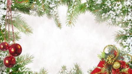 фотошоп новогодние рамки скачать