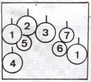 вязаные шары схемы