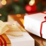 Широкоформатные новогодние обои для рабочего стола - скачать