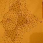 средняя новогодняя звезда схема вязания