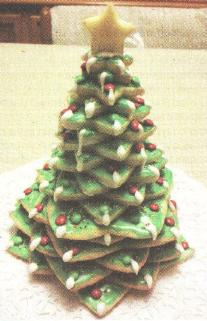 новогодний торт елка рецепт фото