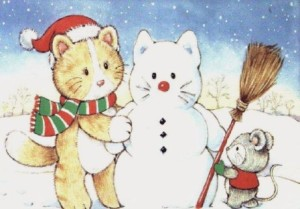 Маленькие стихи про Новый год детские