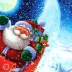 Новогодние частушки, игры, хороводы (слова)