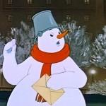 снеговик почтовик скачать советский новогодний мультфильм