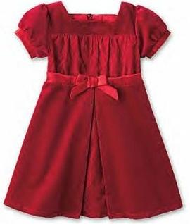 фасон новогоднего платья для девочек фото