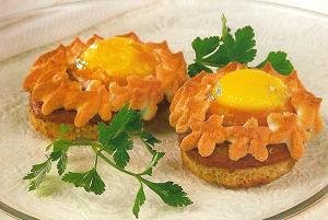 бутерброды подсолнухи фото