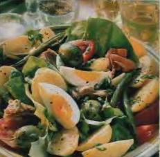 новогодние салаты - рецепты фото