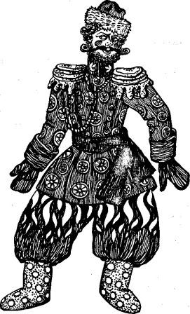 Генерал Масленичный картинка