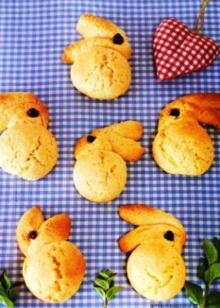 Пасхальные кролики рецепт фото