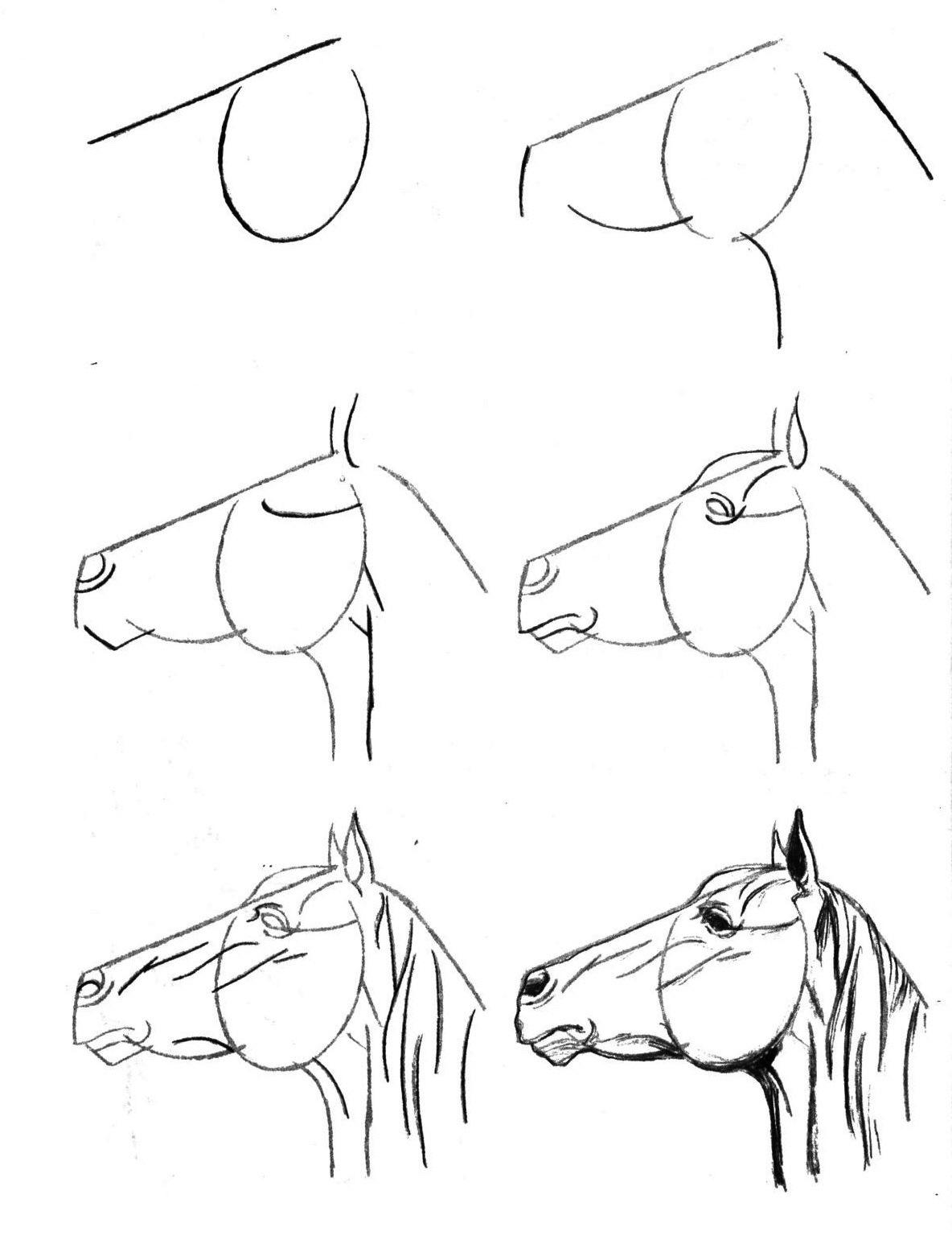 легко рисовать картинки карандашом