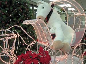 новогодние картинки с лошадьми