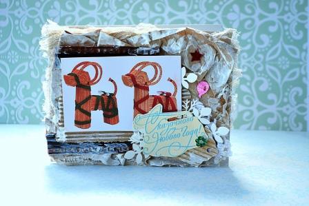 напишите внутри новогодней открытки в годом козы поздравления