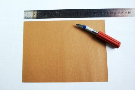 текстурированный картон