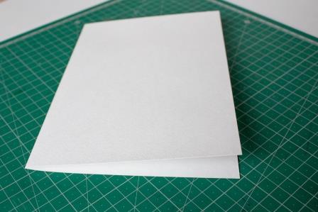 подготовки основы для открытки
