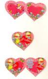 Открытки  Валентинки распечатать