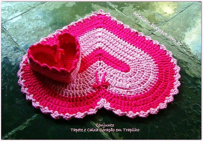 Схемы вязания шали