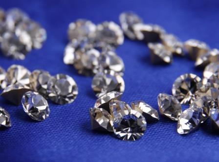 бриллианты на новый год
