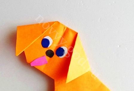 сабока оригами пошагово