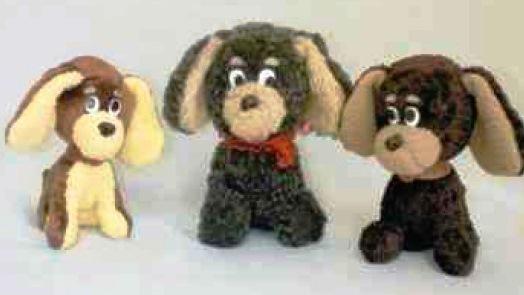 выкройка собаки игрушки для начинающих