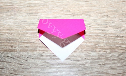 origami porosenok