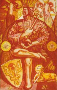 Март (аркан IV Император)