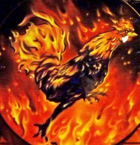 2017 год какого животного? Огненного петуха