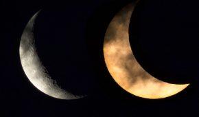 Миниатюра к статье Солнечные затмения в 2021 году
