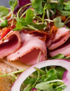 бутерброд восточный фото