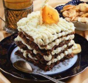Новогодние десерты с фото - рецепты