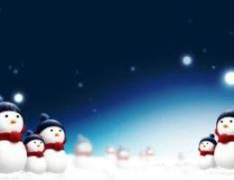 Детские новогодние стихи (без указания автора)