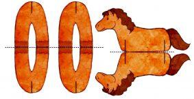 фигура лошадь картинка 1 скачать