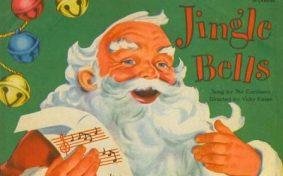Jingle Bells – стихи в английском, пересчёт песни сверху русский