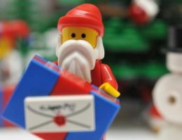 Как написать письмо Деду Морозу вместе с ребенком