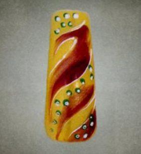 новогодний дизайн ногтей фотографии