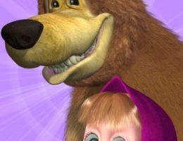 Мультфильм Маша и Медведь - новогодние серии (скачать)
