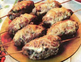 Новогодние горячие блюда - рецепты фото