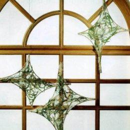 Миниатюра к статье Декоративные композиции на Новый год для украшения дома