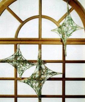 Декоративные композиции на Новый год для украшения дома