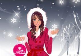 Миниатюра к статье Новогодние костюмы для девушки за 5 минут – как сделать быстро