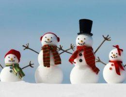 Сценарий новогодней детской эстафеты на льду