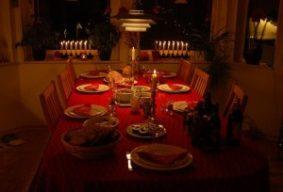 Рождественское меню и традиции праздника