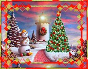Сценарий детского новогоднего утренника